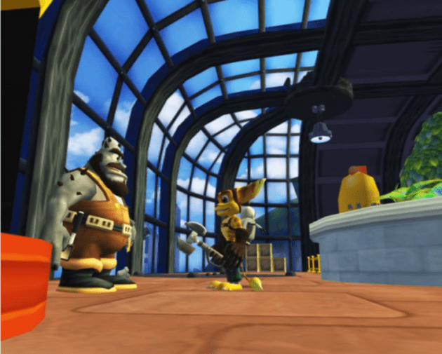 ratchet and clank quiz