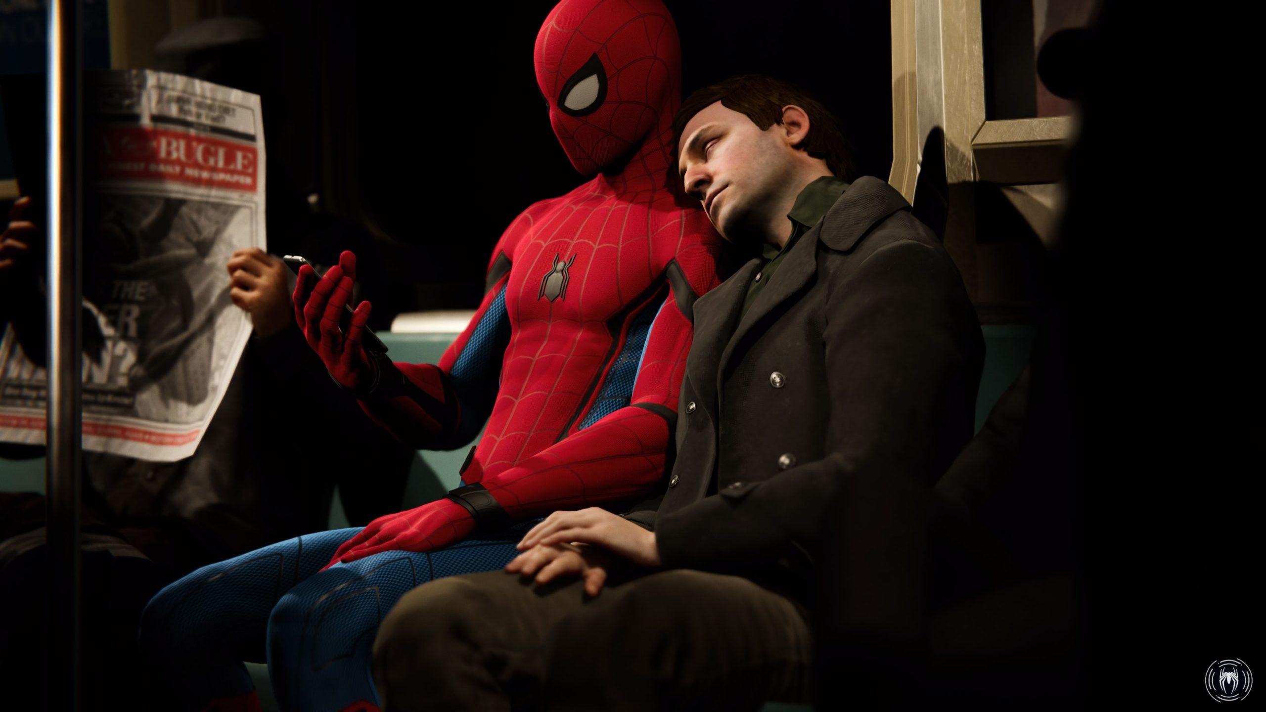spiderman cameo