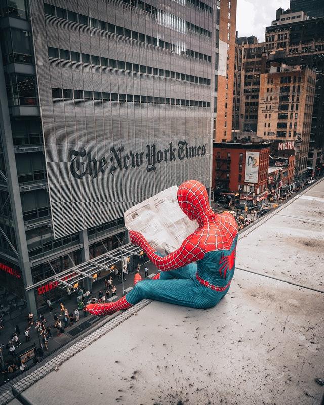 spiderman quiz